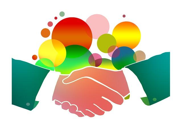 verhandeln ist fordern und ambieten