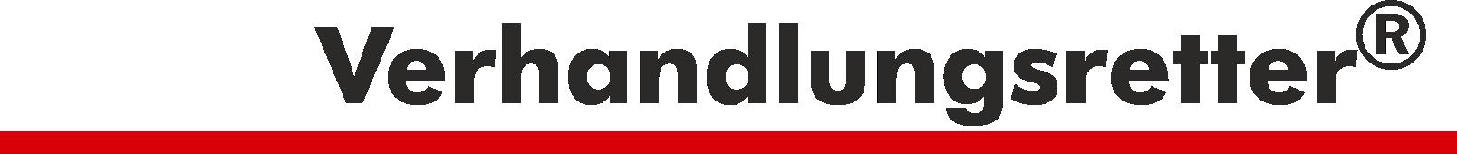 Verhandlungsretter-Logo