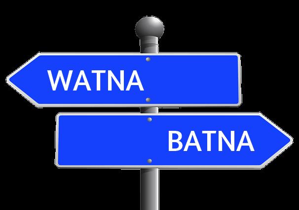 WATNA-BATNA