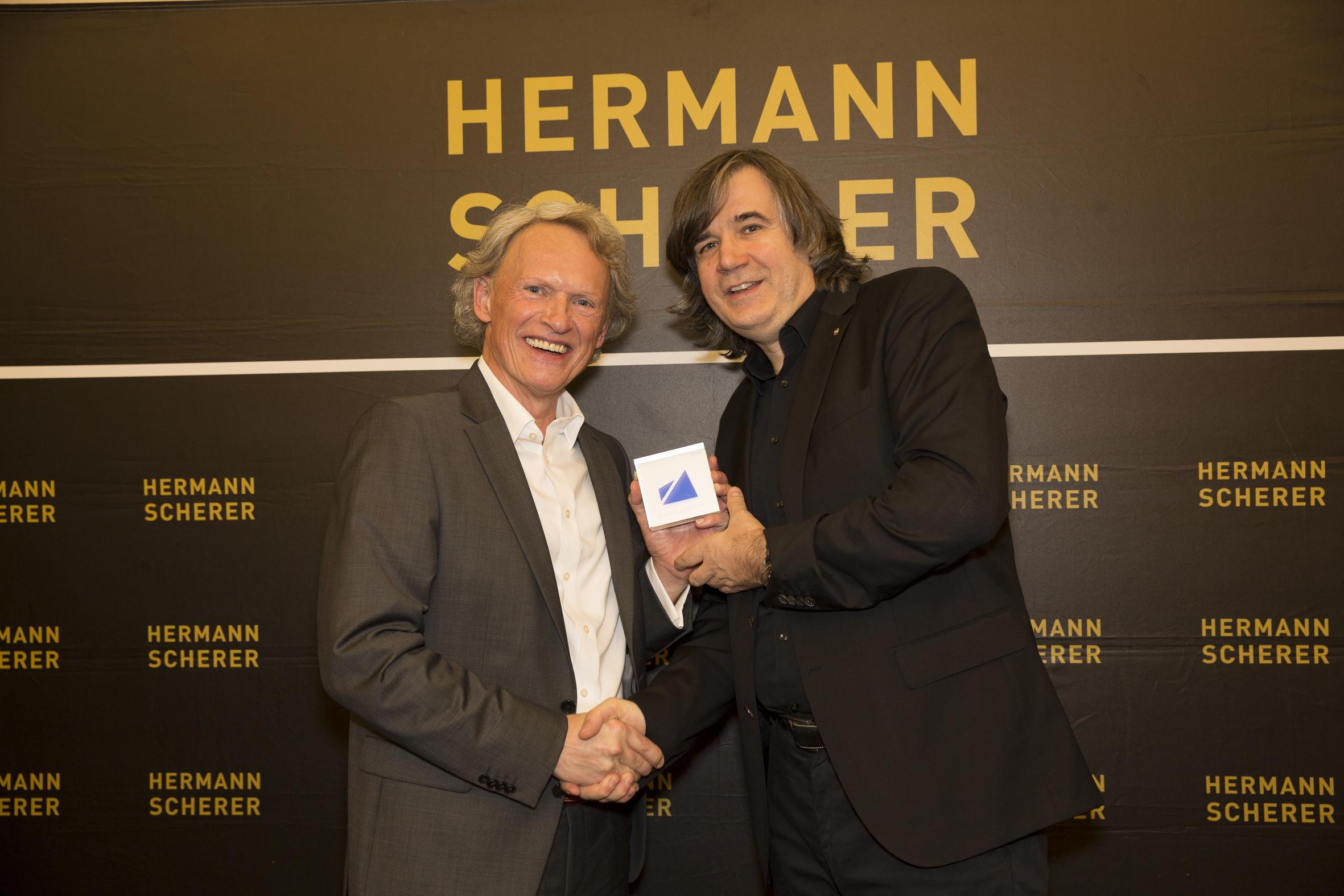 Award für Wolfgang Bönisch - Weltrekord