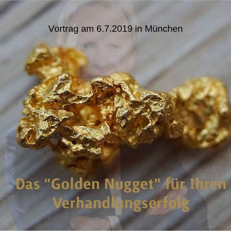 Golden Nuggets für den Verhandlungserfolg